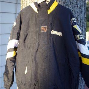 Vintage Pittsburgh Penguin Starter Jacket NHL